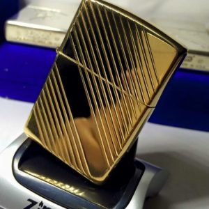ZIPPO 1997 – GOLD PLATED 1