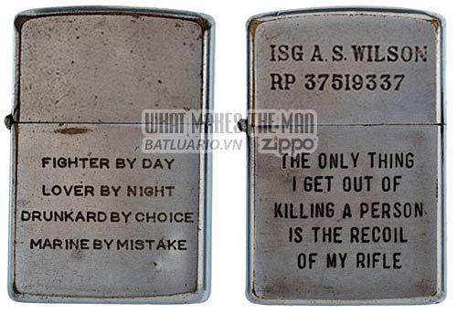 Bộ sưu tập Zippo ĐỘC của lính Mỹ trong chiến tranh Việt Nam 24