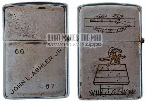 Bộ sưu tập Zippo ĐỘC của lính Mỹ trong chiến tranh Việt Nam 19