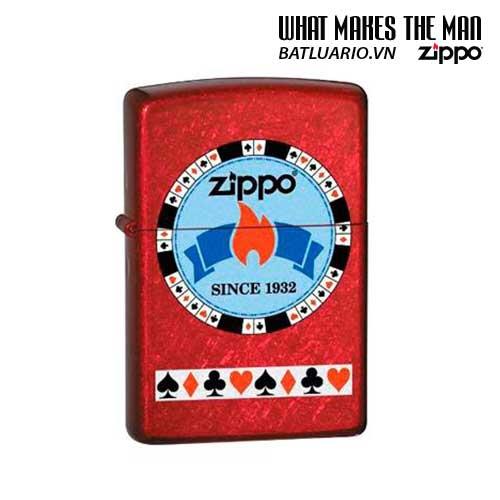 Zippo 21200 - Zippo Gentlemans Bet