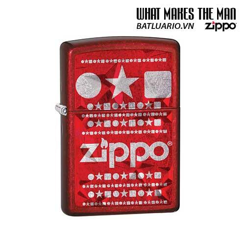Zippo 28342 - Zippo Candy Appple Red