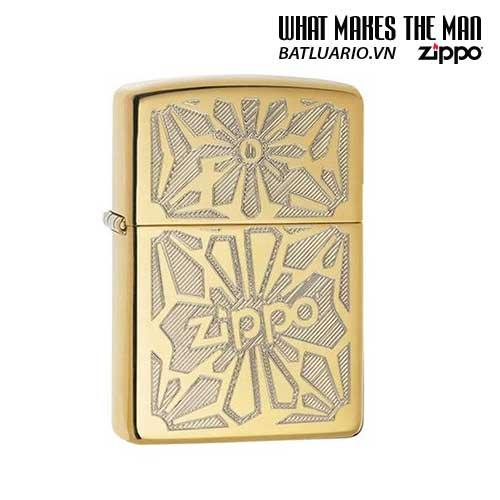 Zippo 28450 - Zippo Ornament High Polish Brass