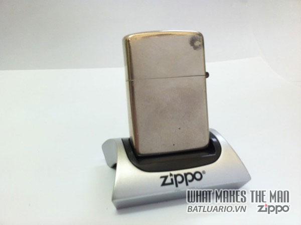 Zippo Steel case – Vỏ thép 6