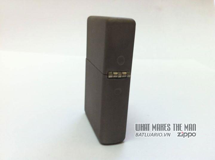Zippo solid Titanium - Zippo Titan 3