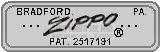 Zippo 1960