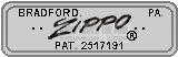 Zippo 1962
