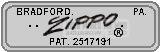 Zippo 1963