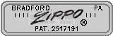 Zippo 1967 1