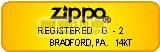 Zippo 1980 2