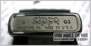 Zippo 2003
