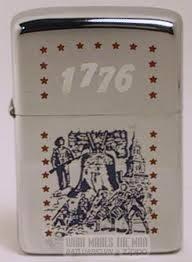 Zippo Bicentennial