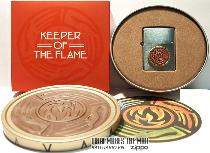 Zippo Coty 2000 - Keeper of the Flame