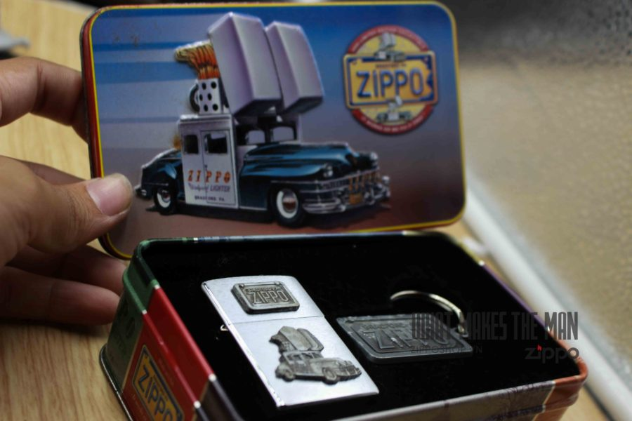 Zippo coty 1998 - zippo car
