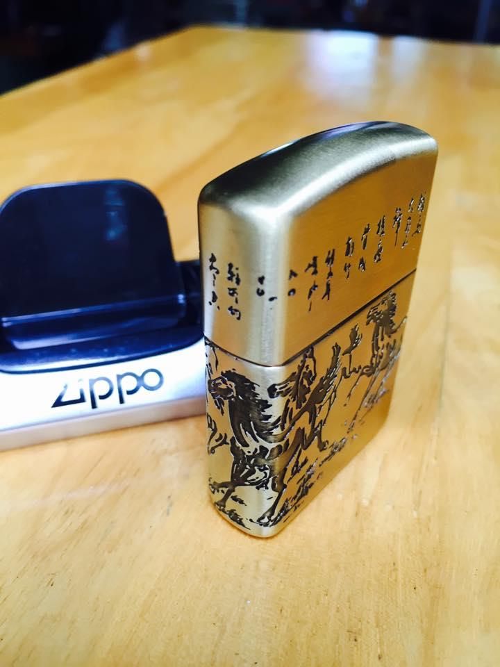 Zippo 169.MDTC - Zippo 169 Khắc Mã Đáo Thành Công 2