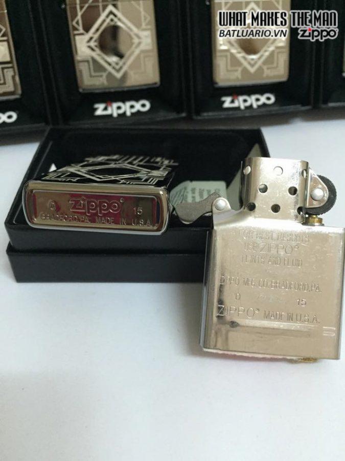 Zippo 28950 – Zippo Deco Black Ice