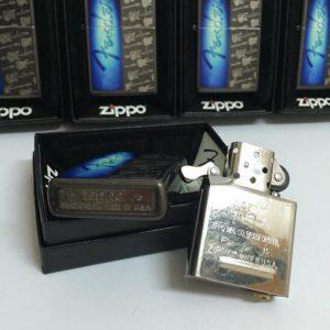 Zippo 28959 – Zippo Fender Guitar Gray Dusk Color Image
