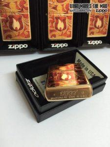 Zippo 28975 – Zippo Shield High Polish Brass FusionZippo 28975 – Zippo Shield High Polish Brass Fusion
