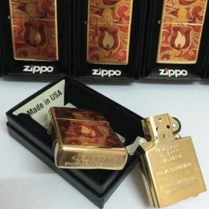 Zippo 28975 – Zippo Shield High Polish Brass Fusion