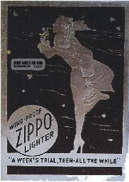 vỏ hộp zippo 1933-1940