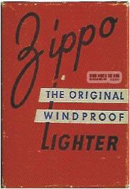 vỏ hộp zippo 1947-1951 3