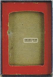 vỏ hộp zippo 1947-1951 4