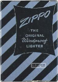 vỏ hộp zippo 1951-1952 1