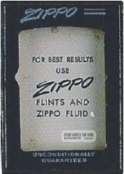 vỏ hộp zippo 1951-1952 2