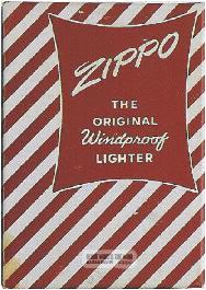 vỏ hộp zippo 1952-1953 1