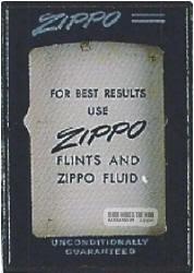 vỏ hộp zippo 1952-1953 2