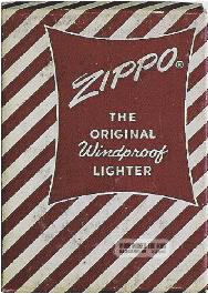 vỏ hộp zippo 1953-1957 1
