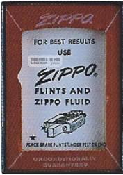 vỏ hộp zippo 1957-1961 2