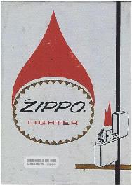 vỏ hộp zippo 1962-1966 1