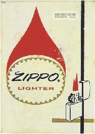 vỏ hộp zippo 1967-1976 1