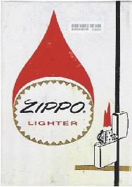 vỏ hộp zippo 1976-1977 1977-1981 1