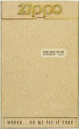vỏ hộp zippo 1976-1977 1977-1981 2