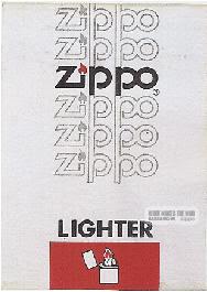 vỏ hộp zippo 1977-1984 1