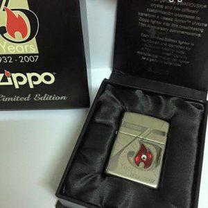 Zippo 75th Anniversary - ZIPPO 75th USA 1