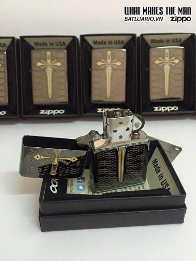 Zippo 28799 – Zippo Dagger Ebony