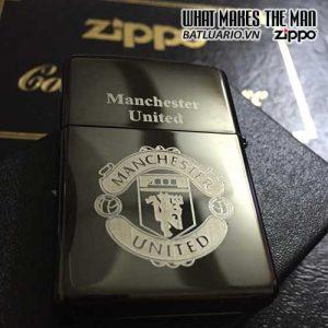 ZIPPO KHẮC MANCHESTER UNITED 05 – ZIPPO 24756.MU05