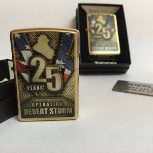 Zippo 29177 - Zippo Operation Desert Storm 25th Anniversary 7