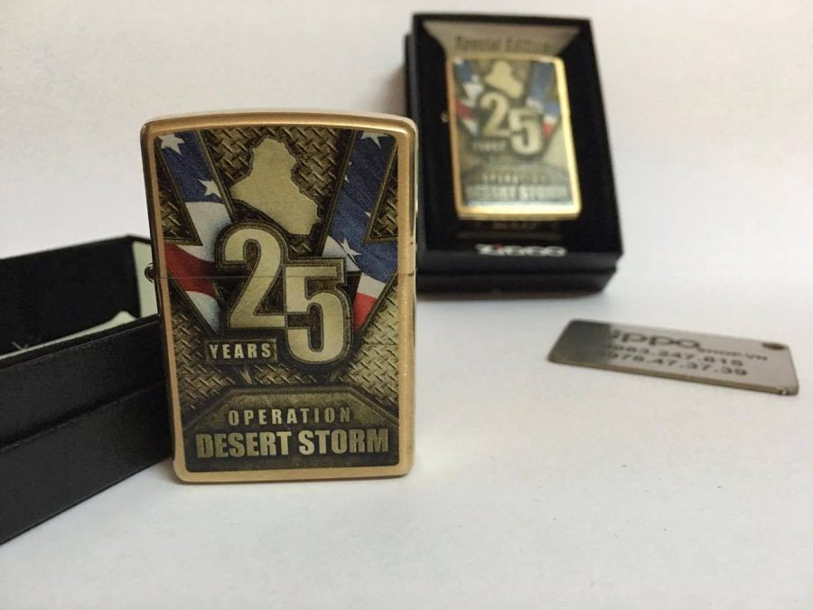 Zippo 29177 - Zippo Operation Desert Storm 25th Anniversary 7