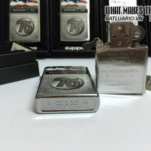 Zippo 29176 – Zippo Pearl Harbor 75th Anniversary Brushed Chrome 5