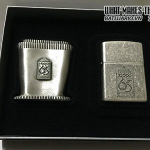 ZIPPO LADY BARBARA – ZIPPO 65TH ANNIVERSARY LIMITED EDITION TABLE LIGHTER 1
