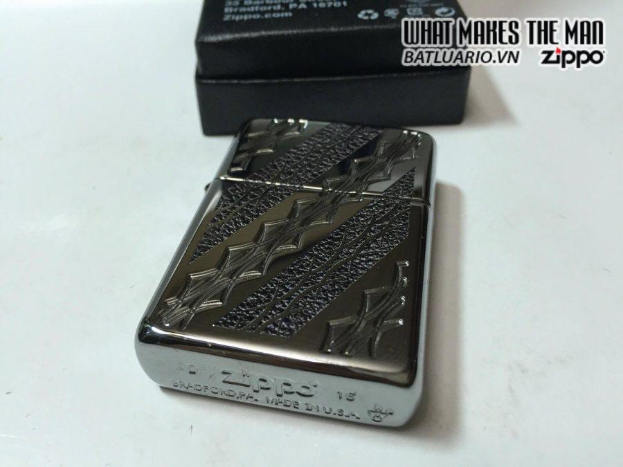 Zippo 29235 – Zippo Deep Carve Barbed Scallops 4