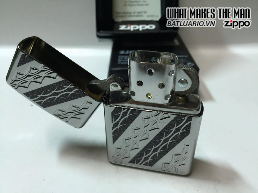 Zippo 29235 – Zippo Deep Carve Barbed Scallops 2