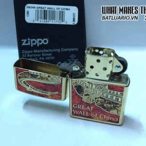 Zippo 29244 – Zippo Great Wall of China 1