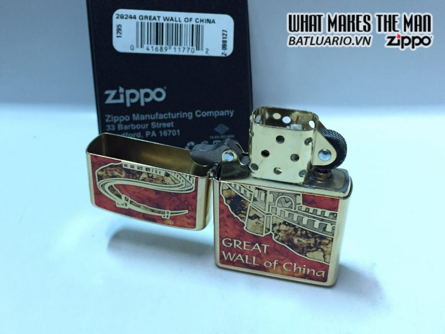 Zippo 29244 – Zippo Great Wall of China 1