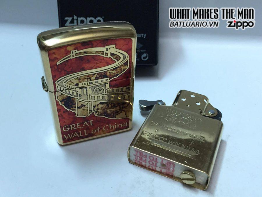 Zippo 29244 – Zippo Great Wall of China