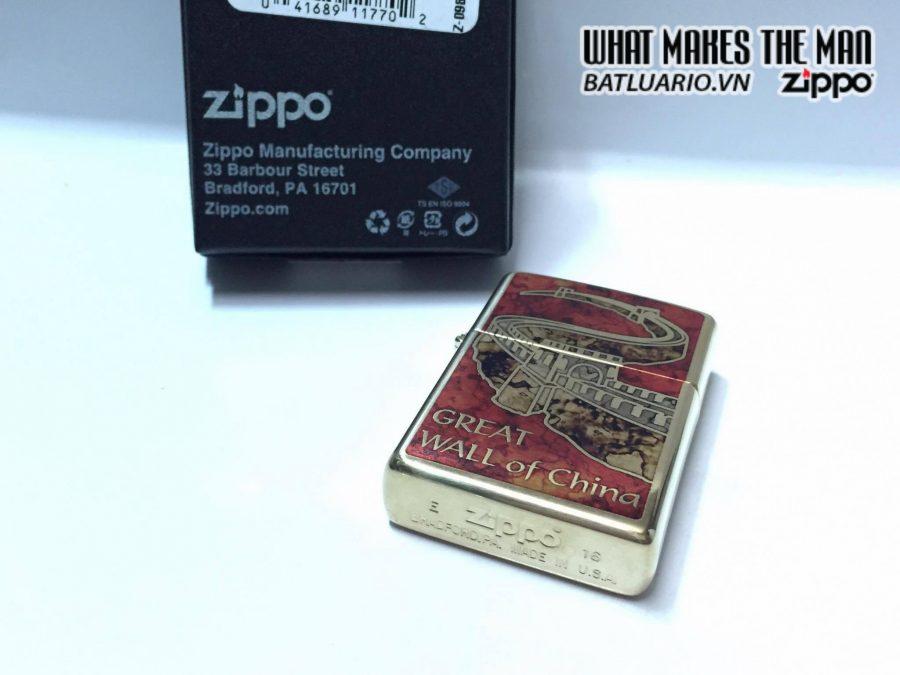 Zippo 29244 – Zippo Great Wall of China 2