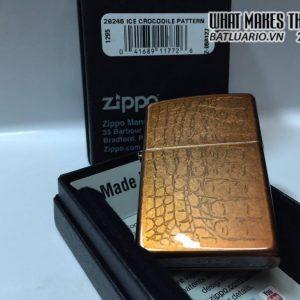 Zippo 29246 – Zippo Alligator Skin 6